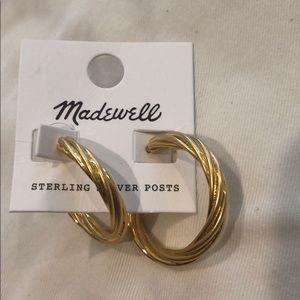 Madewell hoops